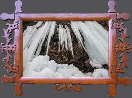 Льодовий палац в Рудавці Риманівській